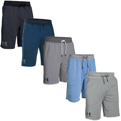 Under Armour 2016 Mens UA Beast Terry Sports Fleece Shorts Bottoms