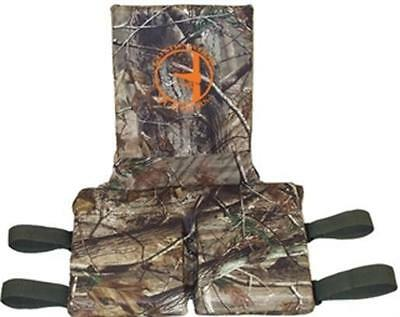 """Cottonwood Outdoors CCCWSREV Reversible Seat 20""""x14"""" Clear Cutt Camo"""