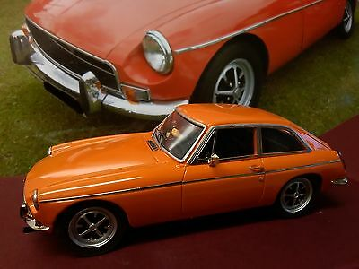 Slot Classic Cj40 Mgb Gt 1965 1/32 For Scalextric