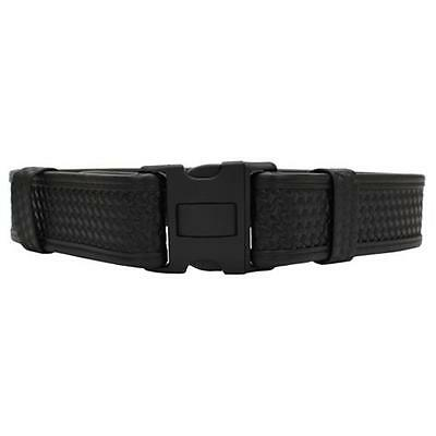 "Bianchi AccuMold Elite 7950 Duty Belt Medium 34-40"" Plain Black 22124"