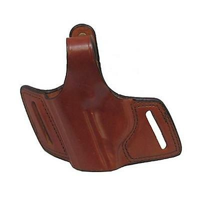 Bianchi #5 Black Widow Holster 1911 Left Hand Leather Tan