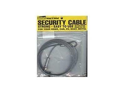 Lot 3 GunVault GVBB3000 Security Cable 6 Foot