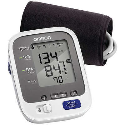 Omron BP761 7 Series Advanced Upper Arm Blood Pressure Monitor w/Bluetooth