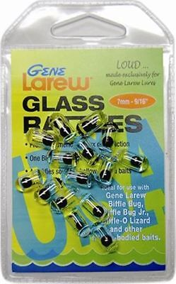 "Gene Larew 7M916RT1 Glass Bass 9/16"" Rattles Fish Attractant (15 Pack)"