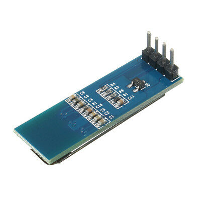 IIC I2C 0.91'' 128x32 OLED LCD Display Module 3.3v 5v For PIC for Arduino Blue