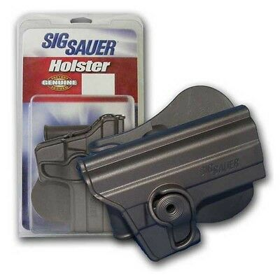 Sig Sauer HOL-RPR-220-BLK Right Hand Paddle Retention Holster P220 Black Polymer