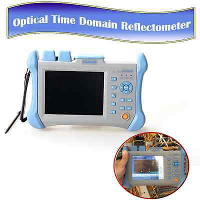 ODTR TLO300 Optical Time Dmain Reflectometer 5.6 Inch 10mW Visual Fault Locator