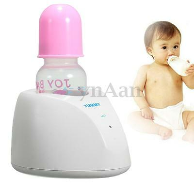 5.5cm Electric Baby Infant Food Milk Feeding Bottle Warmer Thermostat Heater NEW