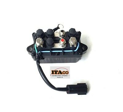 Trim Relay Assy 3PIN 61A-81950-01 fit Yamaha Outboard 2T 4T 25HP - 250HP F 20-45