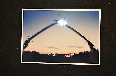 EARLY OPERATION IRAQI FREEDOM 1st ARMORED DIVISION PHOTO - SWORDS OF QADISIYAH
