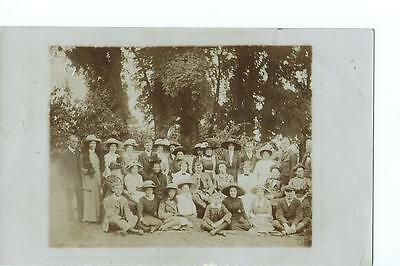Herefordshire RP of a group of ladies at Ledbury PU 1912