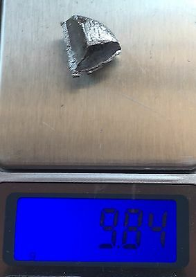 Palladium Solid Bar 99%-9,84g