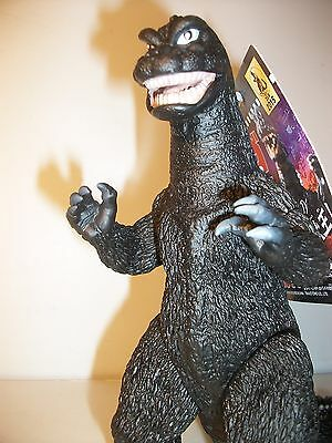 Godzilla 1968 official Bandai Japanese exclusive  figure MWT UK seller