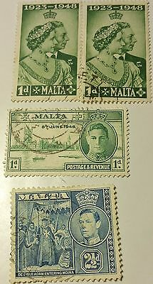 Malta   Stamp...worldwide Stamps
