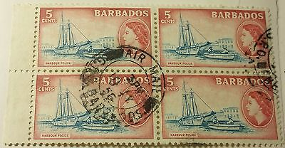 Barbados Scott#250 Used Stamps...worldwide Stamps