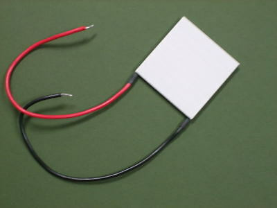 Thermoelectric Teg Power Module Ideal For Wood Stove /burner Fan Repair