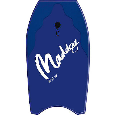 "Maddog Epic Foam Body Board Boogie Board 41"" BLUE LAST TWO"