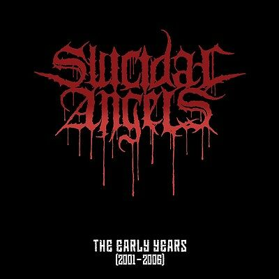 SUICIDAL ANGELS - The Early Years  LP  BLACK