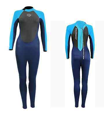 ALDER STEALTH Ladies 5 4 3mm Neoprene Full Winter Wetsuit Sail Surf Diving 0c7f7ce84