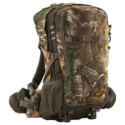 Alps Mountaineering 9413100 OutdoorZ Huntress Pack Realtree Xtra