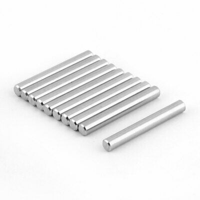 304 Stainless Steel Parallel Round Dowel Pins Fastener Elements 5mm x 40mm
