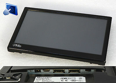 "PROFESSIONELLER 25.4cm 10"" MONITOR MONZTOR iMO S10 TOUCHSCREEN USB HUB  O276"