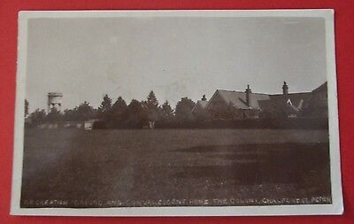 RP Postcard c.1920 GROUND & HOME THE COLONY CHALFONT ST PETER BUCKINGHAMSHIRE