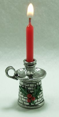 Miniature candle holder