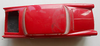 Vintage Red Car Opel Rekord Kapitan Made in Hong Kong no.550 CM Dinky Toys?