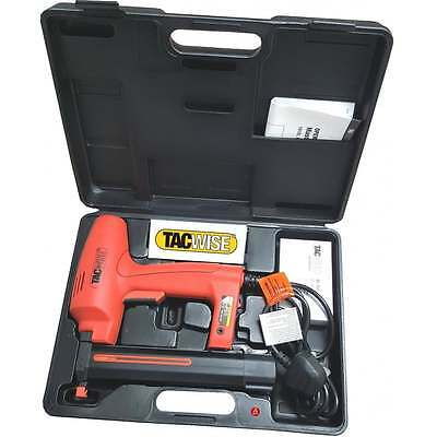 Tacwise 191EL Electric Nailer Stapler Blow mould case 0327 240v Professional NEW