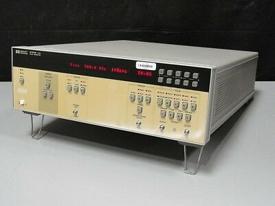 Agilent / HP 8133A Pulse Timing Generator, 3 GHz