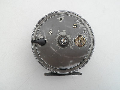 Vintage JW Young Rapidex 4'' Centrepin Reel