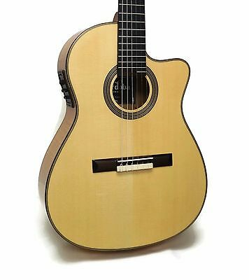 Cordoba Fusion 14 Maple Nylon String Classical Acoustic-Electric Guitar