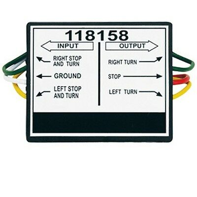 Tow Ready 118158 2-Way To 3-Way Tail Light Converter