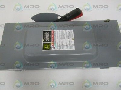 Square D H363 Safety Switch (As Pictured) *new No Box*