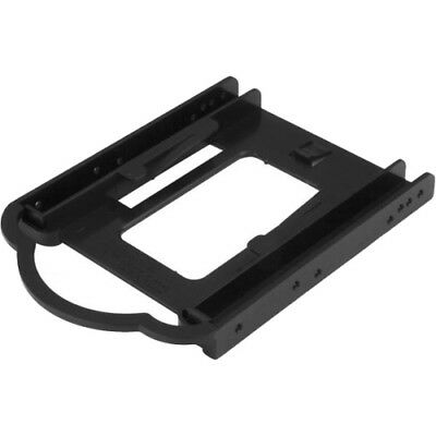 NEW Startech BRACKET125PT 2.5in SSD / HDD Mounting Bracket for 3.5-in. Drive Bay