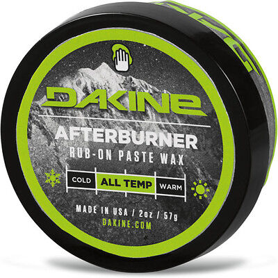 Dakine Afterburner Paste Wax Unisex Accessory Snowboard Tool - Assorted One Size