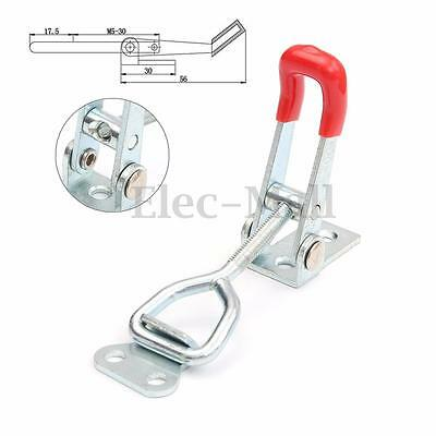 Adjustable Toolbox Box Case Spare Fitting Metal Toggle Latch Catch Type 4inch