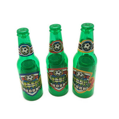 Beer Bottle Shaped Trumpet Horn Musical Rattle Sound Toys Handbell Baby Kid Toys