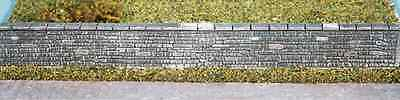 Wills SS36 Dressed Stone type Wall Plastic Kit OO Gauge