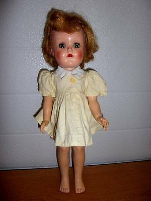 "Ideal Doll ~ Vintage P-90W HP 14"" Toni Doll"