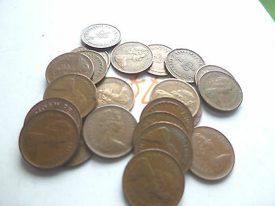 BUY 1 GET 1 FREE 1/2p HALF COINS 1971-1984 EX & PROOF CONDITION CHOOSE THE YEAR