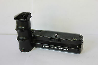 CHINON POWER-WINDER PW-540 for CHINON CE-4, CE-5 SLR CAMERAS