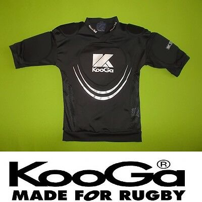 BODY ARMOUR (S) KOOGA VERY GOOD !!! Rugby Shoulder Pads