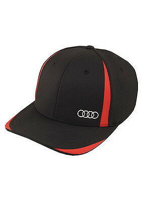 Audi Flexfit Cool & Dry Cap