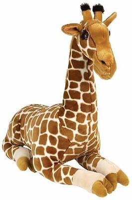 "Giant Jumbo Stuffed Giraffe - by Wild Republic - 30"" - BRAND NEW - #81087"
