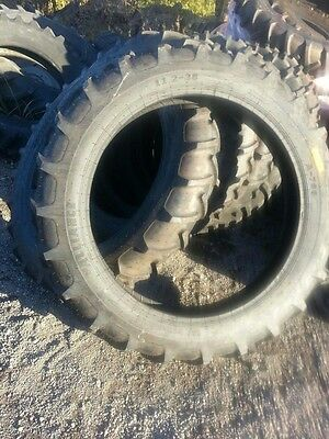 TWO New 11.2x38 Alliance Irrigation Lug A B John Deere, Farmall Tractor Tires