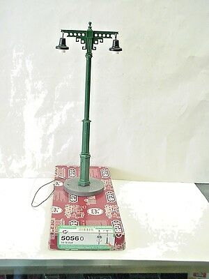 LGB (Lehmann-Gross-Bahn) G Scale Two- Arm Railway Station Light # 50560