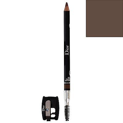 NEW Dior Sourcils Poudre Powder Eyebrow Pencil 693 Dark Brown 1.2g FREE P&P