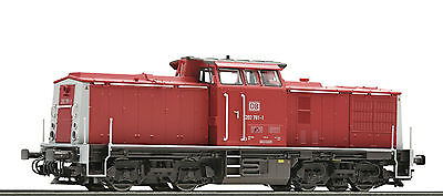 "Roco TT 36333 diesel locomotive BR 202 781-1 DB AG ""Digital+Sound+ novelty 2016"""